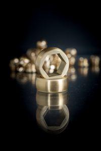 brass spare parts automotive
